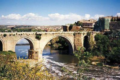 Puente de San Martín, Toledo ES 1998 - Toledo