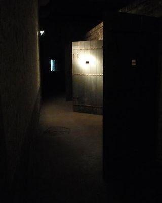 Citadel Interrogation Room, Huy, Belgium 2010 - Huy