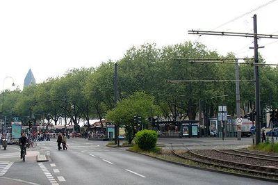 Neumarkt, Cologne, Deutschland 2006 - Cologne