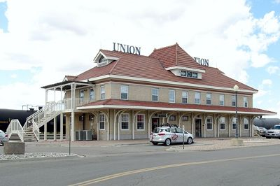 Union Station, Grand Junction, CO, US 2015 - Grand Junction