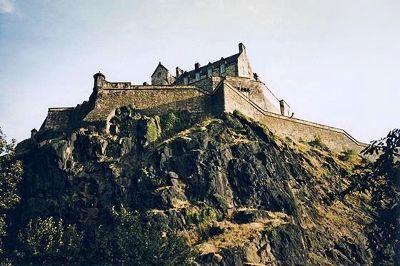 Edinburgh Castle, Edinburgh, Scotland, UK 1997 - Edinburgh