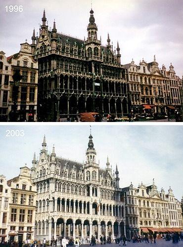 Broodhuis, Brussels, Belgium 1996 2003 - Brussels