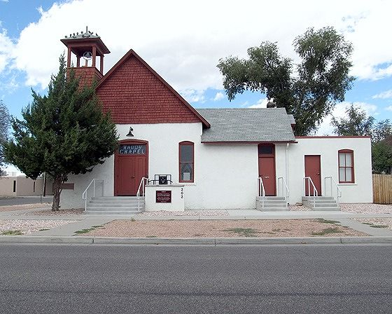 Handy Chapel, Grand Junction, CO, US 2015 - Grand Junction