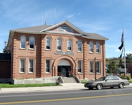 Carbon County Courthouse, Red Lodge, MT, US 2015 - Red Lodge