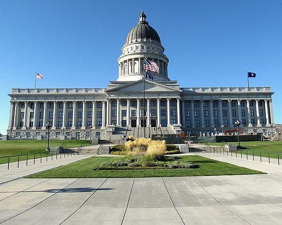 State Capitol, Salt Lake City, Utah, US 2015 - Salt Lake City
