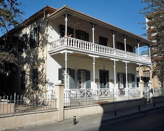 Pierides Museum, Larnaca, Cyprus 2010 - Larnaca