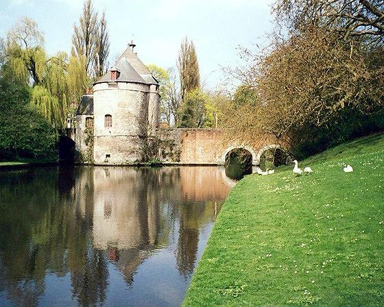 Smedenpoort, Brugge, Belgium 2004 - Brugge