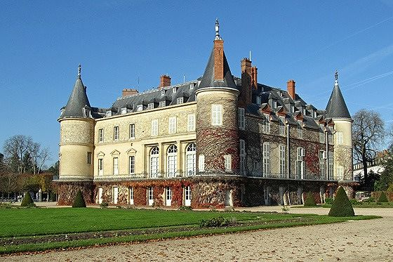Château de Rambouillet, Rambouillet, France 2011 - Rambouillet