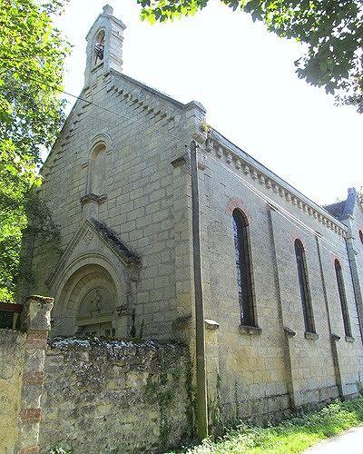 Notre Dame du Chene, Crouy Sur Ourc, France 2016 - Crouy-sur-Ourcq