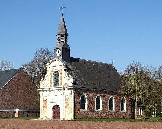 Chapelle Saint Louis, Arras, France 2013 - Arras