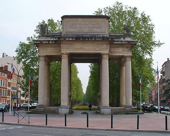 Monument aux Morts, Toulouse, France 2006 - Toulouse