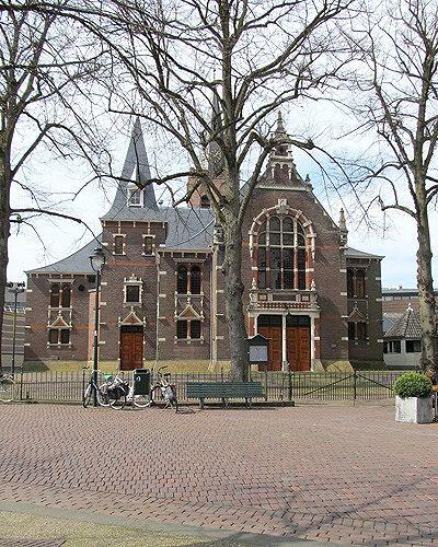 Grote Kerk, Hilversum, Netherlands 2016 - Hilversum