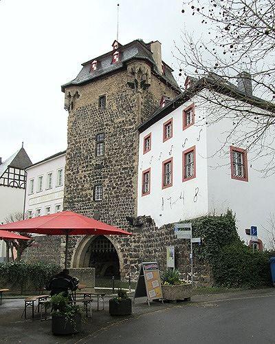 Rheintor, Linz, Germany 2016 - Linz am Rhein