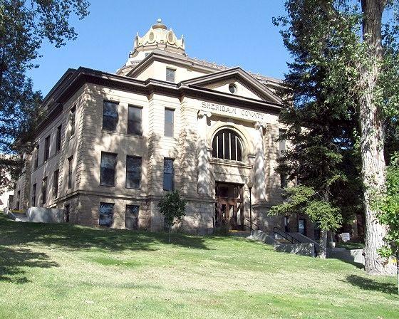 Courthouse, Sheridan, Wyoming, US 2015 - Sheridan
