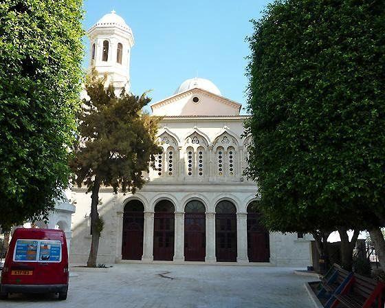 Greek Orthodox Cathedral, Limassol, Cyprus 2010 - Limassol