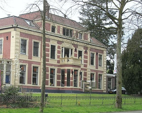 Bibliotheek, Hilversum, Netherlands 2016 - Hilversum