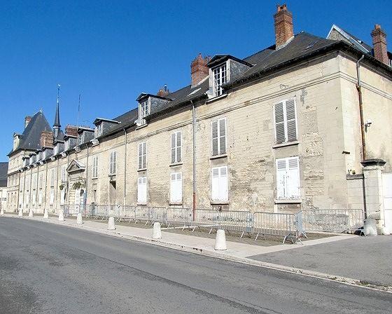 Facade du Chateau, Villers Cotterets, France 2016 - Villers-Cotterêts