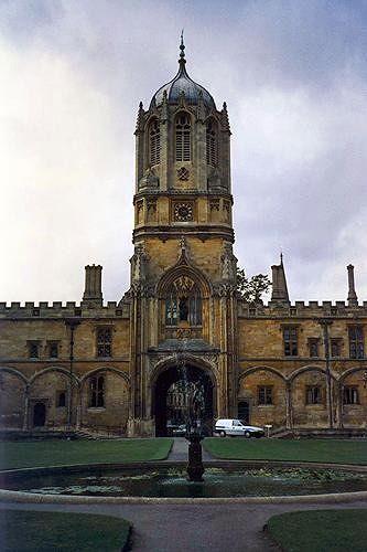 Christ Church, Oxford, UK 1997 - Oxford