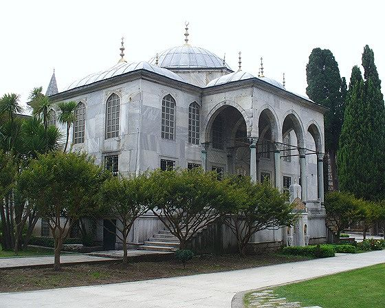 Enderun Library, Istanbul, Turkey 2006 - Istanbul