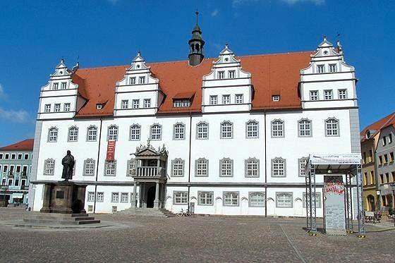 Rathaus, Lutherstadt Wittenberg, Germany 2011 - Lutherstadt Wittenberg