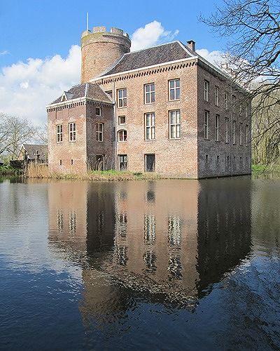 Kasteel, Loenersloot, NL 2016 - Loenersloot