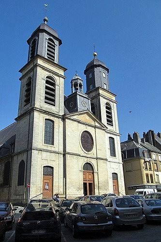 Église Saint Charles Borromée, Sedan, France 2011 - Sedan