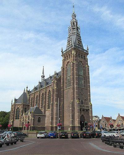 Grote Kerk, Schagen, Netherlands 2016 - Schagen