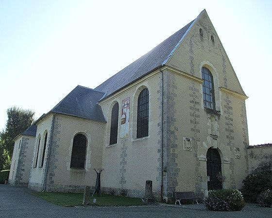 Notre Dame des Anges, Coulommiers, France 2016 - Coulommiers