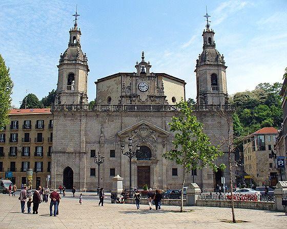 Iglesia de San Nicolas, Bilbao, Spain 2006 - Bilbao