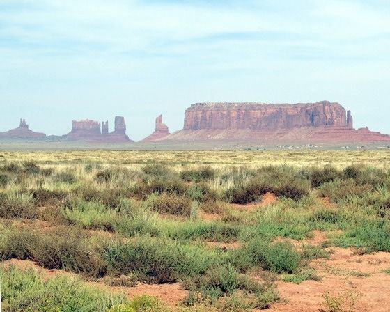 Monument Valley, Utah US 2015 - Monument Valley State Park