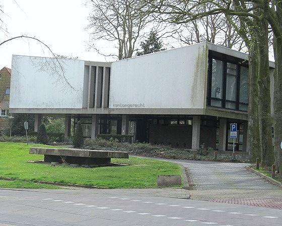 Kantongerecht, Hilversum, Netherlands 2016 - Hilversum