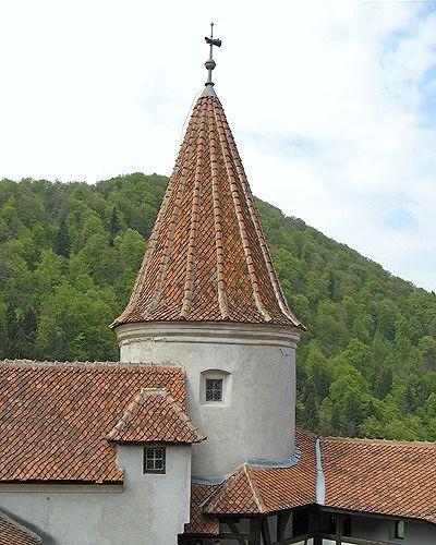 Gunpowder Tower, Bran, Romania 2007 - Bran