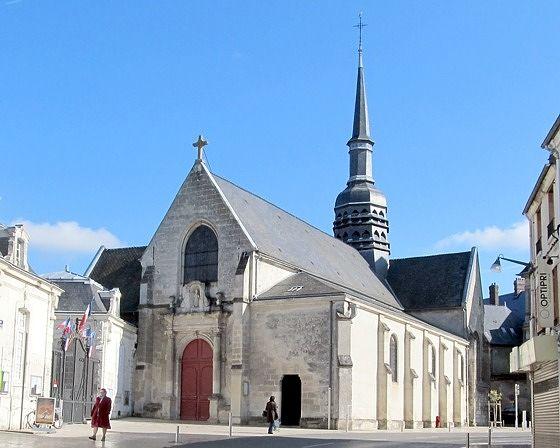 Eglise St Nicolas, Villers Cotterets, France 2016 - Villers-Cotterêts