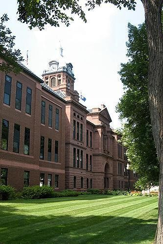 Cass County Courthouse, Fargo, North Dakota 2008 - Fargo