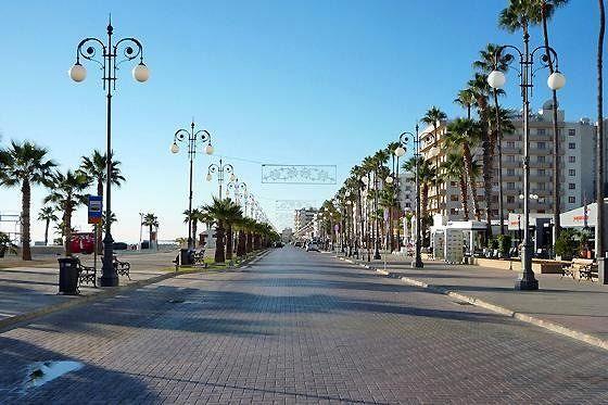 Athens Street, Larnaca, Cyprus 2010 - Larnaca