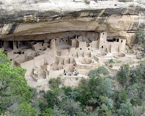 Cliff Palace, Mesa Verde National Park, CO 2015 - Mesa Verde National Park