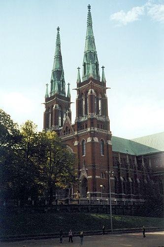 Johanneksenkirkko, Helsinki, FI 2000 - Helsinki