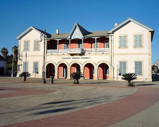 District Office, Larnaca, Cyprus 2010 - Larnaca