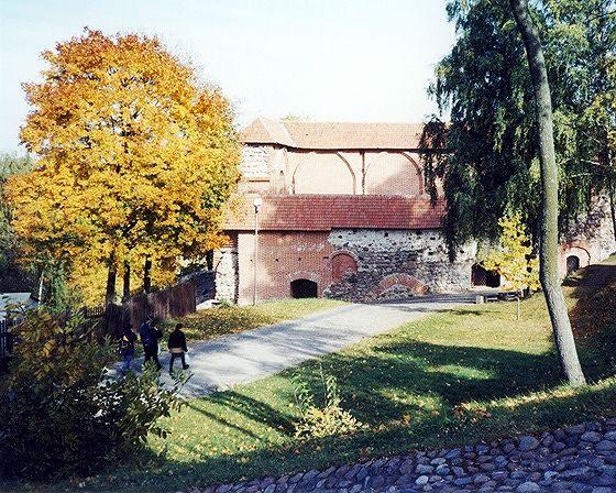 Castle Keep, Vilnius, Lithuania 2000 - Vilnius