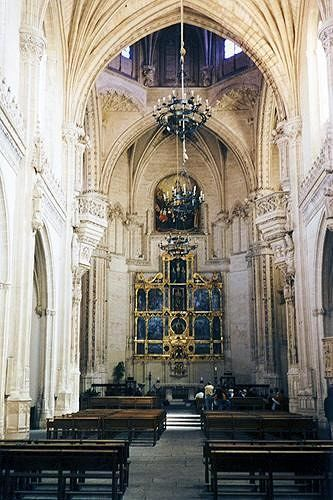 Monasterio de San Juan de los Reyes, Toledo 1998 - Toledo