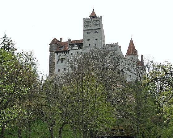 Bran Castle, Bran, Romania 2007 - Bran