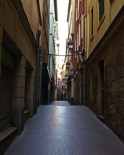 Calle, Bilbao, Spain 2006 - Bilbao