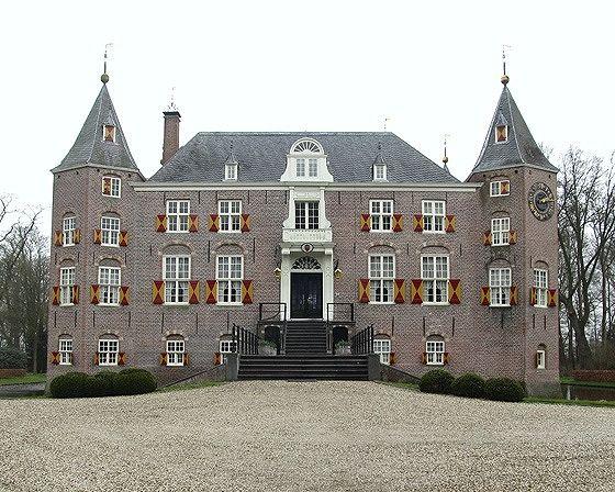 Kasteel, Nederhorst den Berg, Netherlands 2015 - Nederhorst den Berg