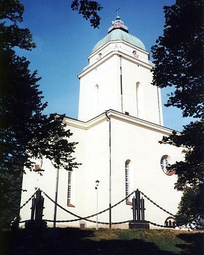 Church, Suomenlinna, Finland 2000 - Etelä-Suomi
