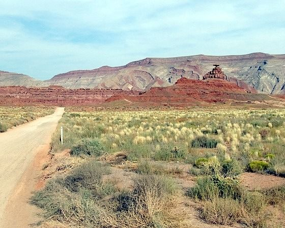 Mexican Hat, Utah, US 2015 - Mexican Hat