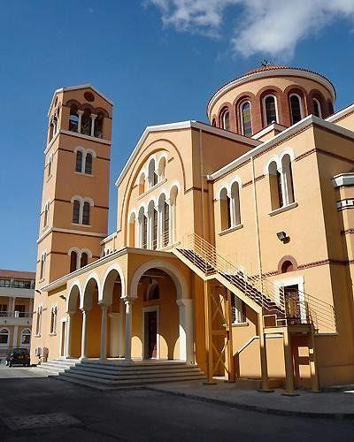 Bishopric Church, Limassol, Cyprus 2010 - Limassol