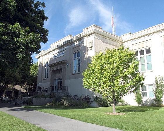 Courthouse, Idaho Falls, ID, US 2015 - Idaho Falls