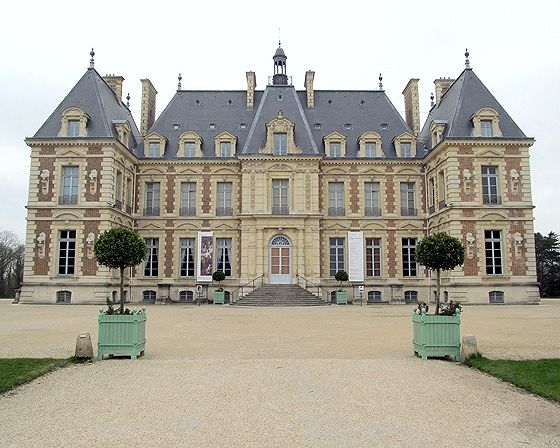 Chateau, Sceaux, France 2016 - Sceaux