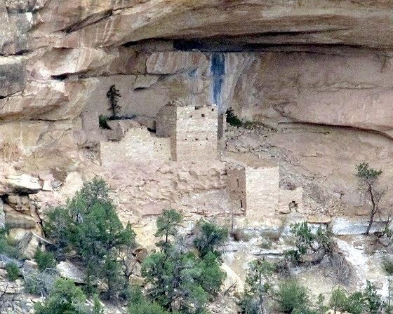 Hemenway House, Mesa Verde, CO, US 2015 - Mesa Verde National Park