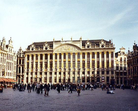 Maison des Ducs de Brabant, Brussels, Belgium 2003 - Brussels